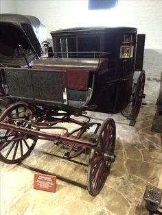 A Brougham Carriage