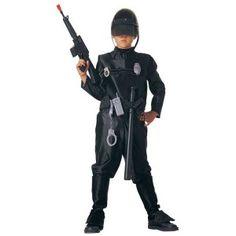 Αντιτρομοκρατική ομάδα στολή για αγόρια που δρουν σε επικίνδυνες συνθήκες