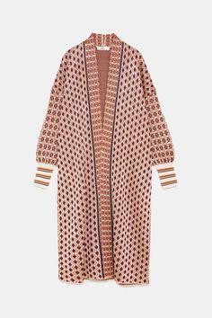 Abaya Fashion, Kimono Fashion, Modest Fashion, Fashion Outfits, Womens Fashion, Abaya Mode, Mode Hijab, Kimono Coat, Long Kimono