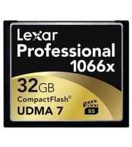 Lexar 32GB 1066x Compact Flash CF Memory Card