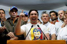 """¡DESOBEDIENCIA ACTIVA! Freddy Guevara pide no acatar """"decretos inconstitucionales"""" que prohíben protestas"""