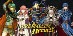 """Die Gewinner von """"Wähle deine Legenden: Runde 2"""" stehen fest und werden bald als spezielle Versionen in Fire Emblem Heroes hinzugefügt: Für…"""