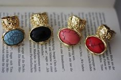 Craving the YSL Arty rings!