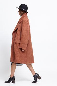 Tendencias: Abrigos // Oversize Coats
