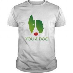 you & dog - #tshirt designs #sweat shirts. ORDER HERE => https://www.sunfrog.com/Pets/you-amp-dog-White-Guys.html?60505