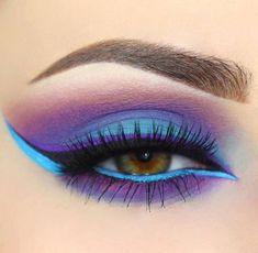 Pretty Eye Makeup Looks For Eyes #makeuplooksdramatic #makeupideasdramatic