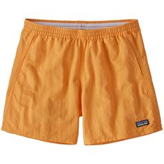 What haven't you done in your Patagonia Women's Baggies Shorts - Inseam? Made from tough, lightweight recycled nylon with a water repellent finish that sloughs off rivers, oceans, lakes and downpours. Patagonia Baggies, Patagonia Shorts, Patagonia Clothing, Summer Outfits, Cute Outfits, Fashionable Snow Boots, Lounge Wear, My Style, Cowgirl Boots