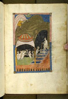 De balneis Puteolanis, MS G.74 fol. 30r - Images from Medieval and Renaissance Manuscripts - The Morgan Library & Museum