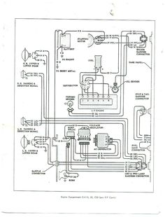 Vacuum diagram 1977? Chevy 250 inline 6 cyl C-10. #Chevy #
