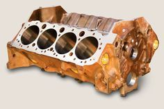 Small-Block Chevy Stroker Kit - Budget 383 Cube Build - Super Chevy Magazine - View All Page Ls Engine, Engine Block, Engine Swap, Super Chevy Magazine, Chevy Motors, Car Facts, Crate Motors, Gmc Pickup, T Bucket