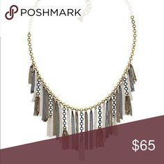 Silpada necklace Silpada fringe benefits necklace. New! Silpada Jewelry Necklaces