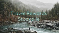 I'm a big fan of using credit cards and putting them to work for you. Check out some travel rewards points I've built up so I can travel for free.