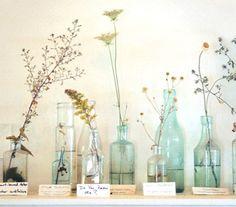 Coastal Style: Vintage Glass Inspiration