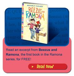 Read an excerpt from Beezus & Ramona