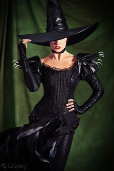 Oz the Great and the Powerful Wicked Witch Dress