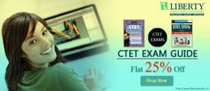 Shop Now CTET Exam Guide Books Online At 25% discount ... Click Here.. http://tinyurl.com/ovahjz7 ‪#‎Exambooks‬