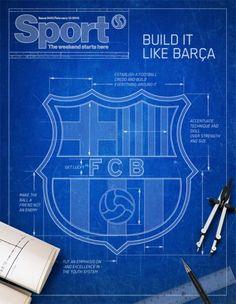 Sport magazine cover, Feb 2012