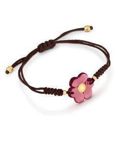 Bracelet con nudos