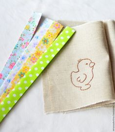 How to Sew Sweet Easter Gift Bags