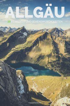 Die 20 schönsten Ausflugsziele und Sehenswürdigkeiten im Allgäu - #Allgäu #Ausflugsziele #die #schönsten #Sehenswürdigkeiten #Und