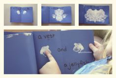 crayonfreckles: fun easy activities for the book Little Cloud #preschool