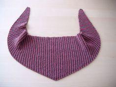 MES FAVORIS TRICOT-CROCHET: Modèle tricot gratuit : Le châle Baktus