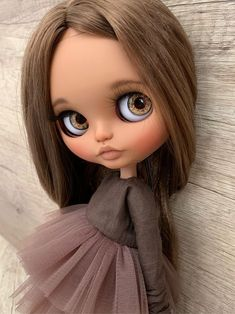 Plush Dolls, Blythe Dolls, Barbie Dolls, Cartoon Girl Images, Girl Cartoon, Pretty Dolls, Beautiful Dolls, Cute Baby Dolls, Dream Doll