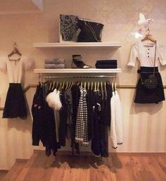 shop Decorate Shop, Kids Store, Shop Interior Design, Retail Shop, Visual Merchandising, Girls Bedroom, Wardrobe Rack, Women's Fashion, Display
