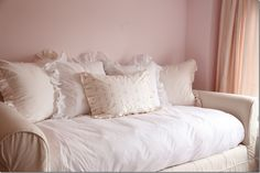 Benjamin Moore Pink Elephant. Perfect for a little girls room