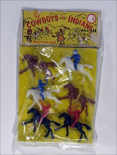 Dime Store Toy Soldiers