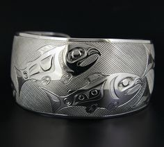 Lattimer Gallery - Allen Thompson - Sterling Silver Bracelet
