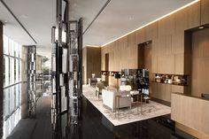 Four Seasons Branded Residences Shanghai-Lobby (四季匯 上海)