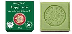 FINigrana Aleppo Gästeseife 100 % Olivenöl ca. 25 g Bude, Glycerin, Money Clip, The 100, Stress, Shopping, Zero, Wash Hair, Frugal