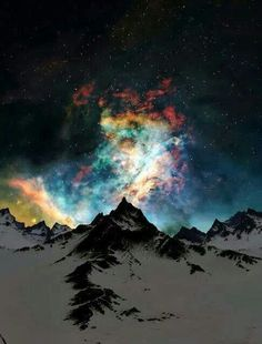 The northern lights in Alaska. #northernlights