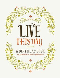Live This Day by M.H. Clark, http://www.amazon.com/dp/1935414747/ref=cm_sw_r_pi_dp_-HuWrb0RGCGF0