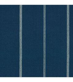 Home Decor  Solid Fabric- Richloom Studio Simone Pacific - Joanns - living room valance $10/yd