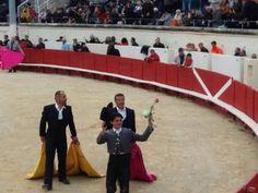 PeninsulaTaurina.com : Michelito y El Galo tocan pelo en Béziers