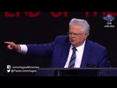 John Hagee - Rapture only for those looking for Jesus. - YouTube
