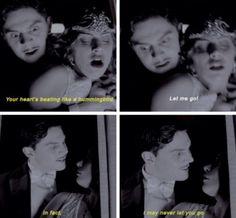 Mr. James March and The Countess. American Horror Story Hotel Season 5 Episode 7