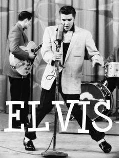 B & W - Elvis Presley Photo (6775632) - Fanpop fanclubs