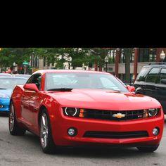 Chevy Camaro...want this!!!