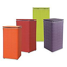 image of Lamont Home™ Brights Apartment Hamper