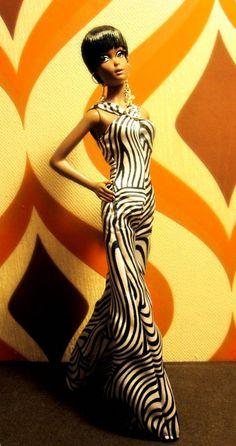 The pop black model by Blythemaniaco, via Flickr