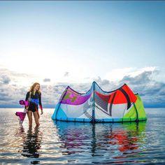 great colors! #girlzactive #KiteGirls