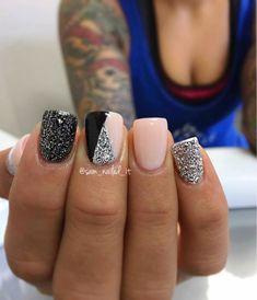 Glitter Nail Art Ideas (27)