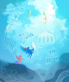 10 best cloudsdale images on pinterest ponies pony and rainbow dash