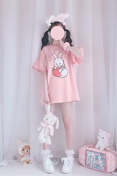 Pastel Outfit, Pink Outfits, Cute Casual Outfits, Pastel Fashion, Cute Fashion, Fashion Outfits, Harajuku Fashion, Lolita Fashion, Aesthetic Fashion