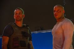 Vin Diesel Shares 'Fast and Furious 7' New Release Date, Final Pic With Paul Walker