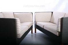 Original Pair of Bjorg Mogensen Sofas