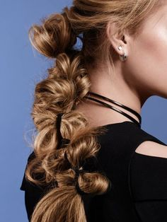 A Braid For The Rebel Princess In You  #refinery29 #paid